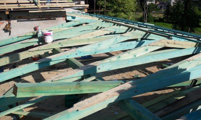 Kompletná rekonštrukcia, prestavba budovy