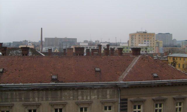 Rekonštrukcia strechy Košice